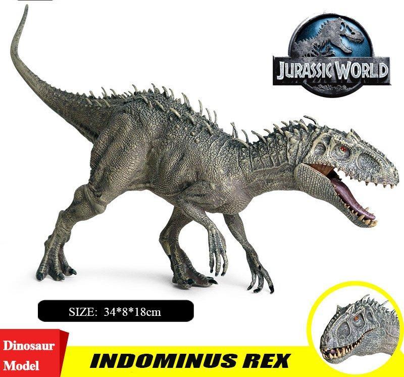 Индоминус (Jurassic World 1)