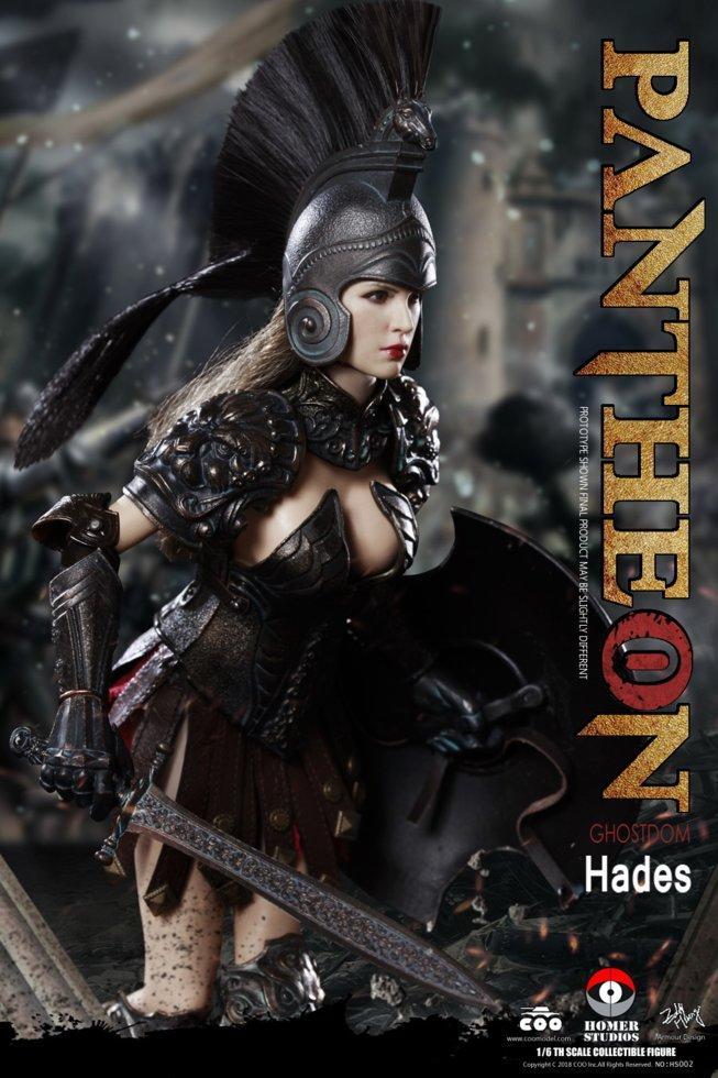 "Гадеса ( Hades ""Pantheon"") 1:6 COOMODEL"