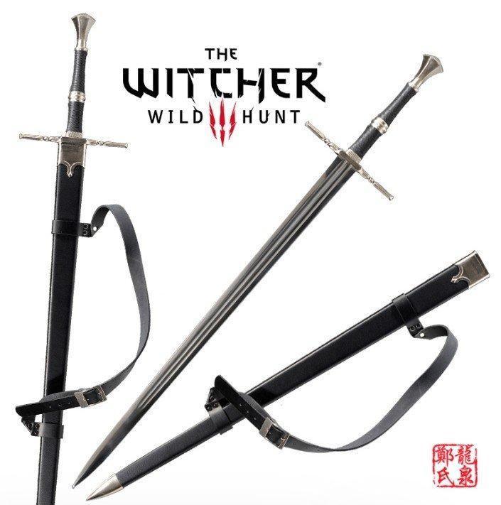 Великий Меч Відьмака Геральда (меч Ордена) Рідкісна модель.