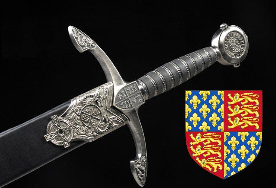 Меч Короля Англии Эдуарда I Черного Принца