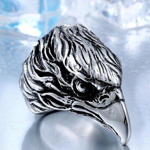 Перстень Голова Орла
