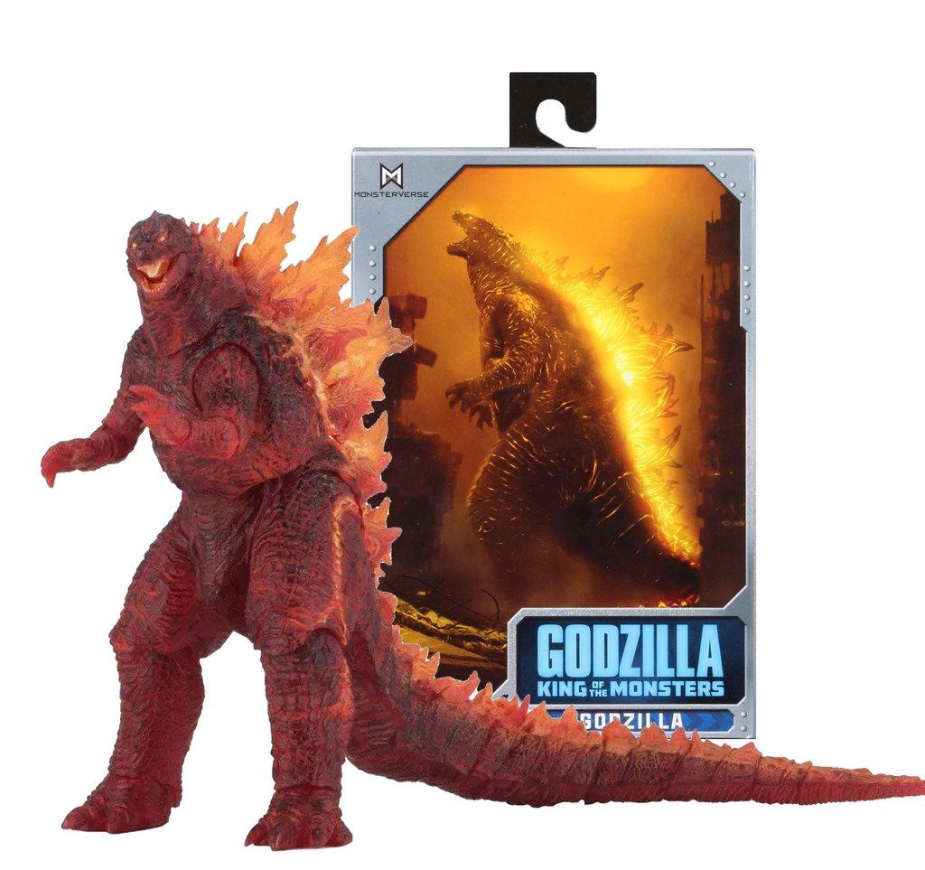 Годзілла Вогненний (Godzilla 2) Преміум 2019