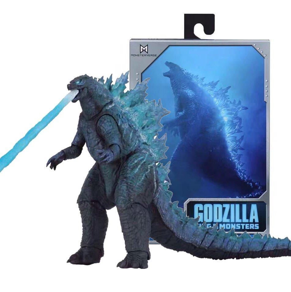Годзілла Атомний (Godzilla 2) Преміум 2019 р