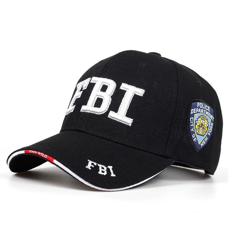 Бейсболка FBR (премиум)