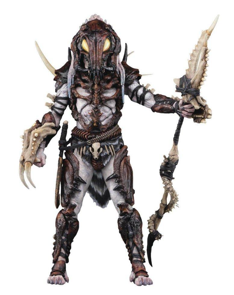 Predator-Alpha (Хищник Альфа) Древний 2020