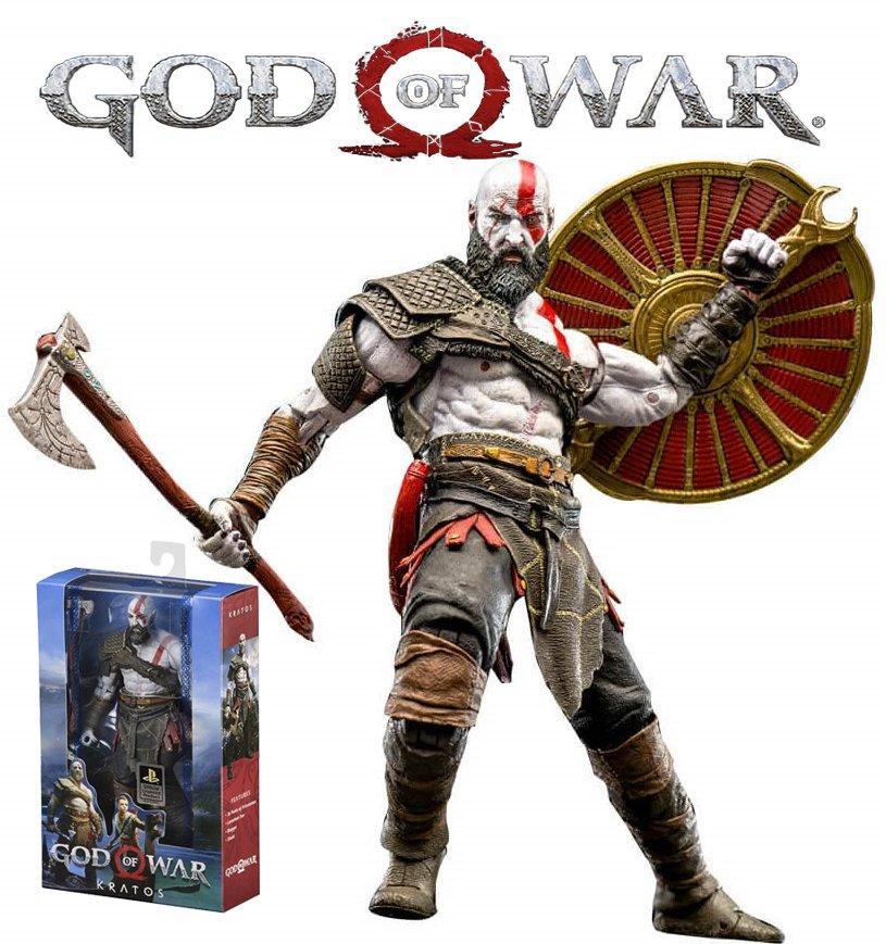 Кратос (God of War 4)