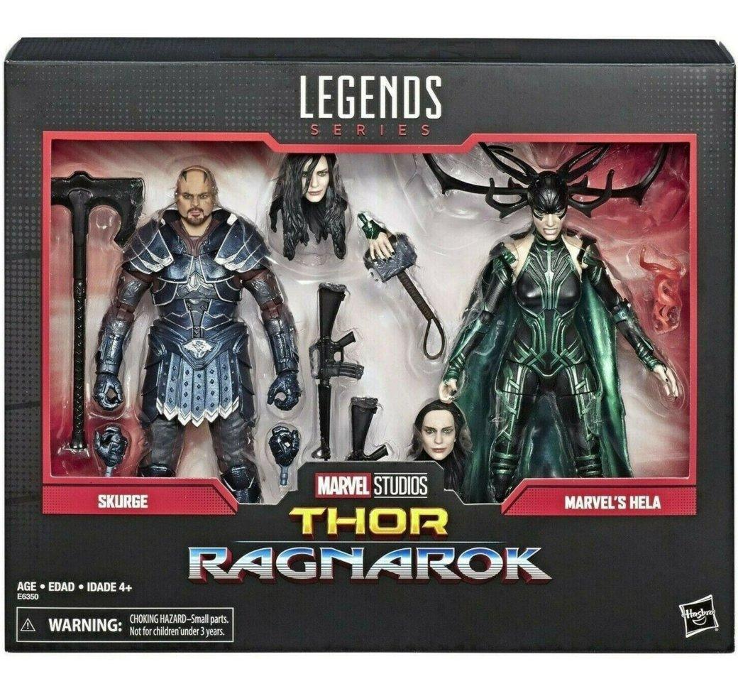 Хела+Кат Скурдж (Thor-Ragnarok)