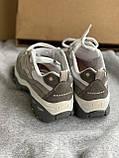 Серые новые кроссовки skechers, фото 3