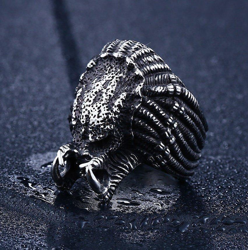 Перстень Хижак-Хантер (Predator)