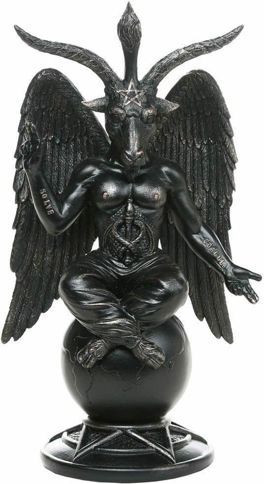 Статуетка Бафомет (Nemesis Now) . Унікальний товар!