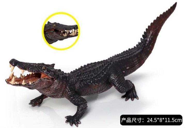 Крокодил (Озеро страху)