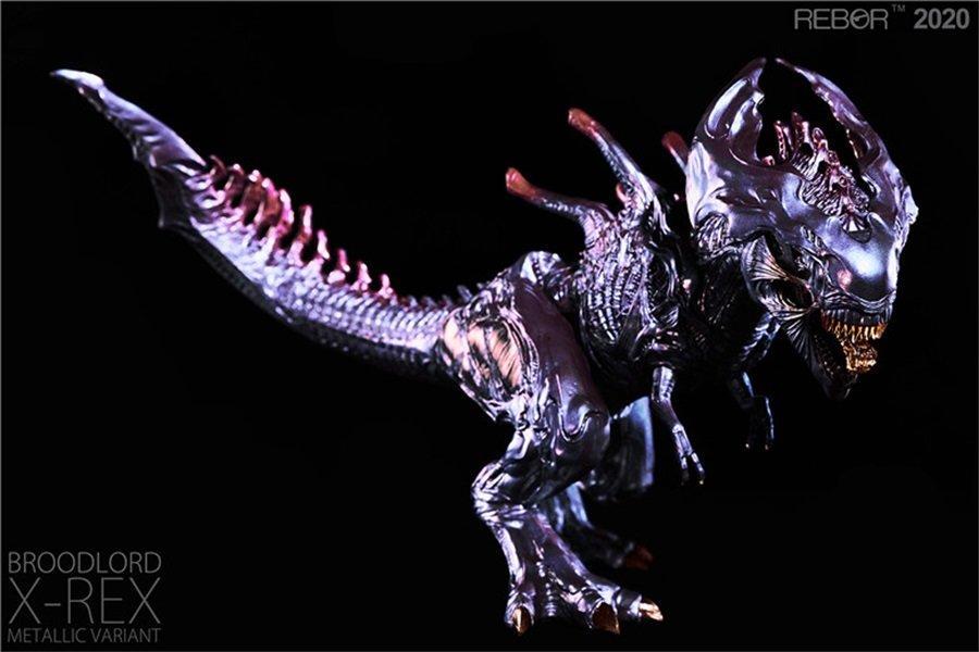 Чужой Ксенозавр BroodLord-X-Rex. Редкая модель