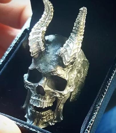 Перестень Демонимум-Азазел (чорний)