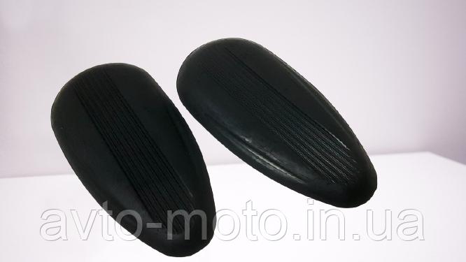 Резинка накладка бензобака К-750 (комплект 2 шт)