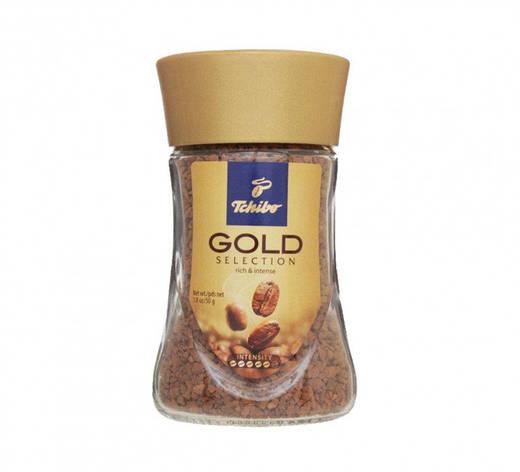 Кофе растворимый Tchibo Gold Selection 50 г., фото 2