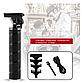 Триммер для окантовки и стрижки бороды HairTrimmer Cordless Skeleton (Black), фото 6