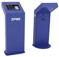 ZPAS Варианты комплектации информационных киосков