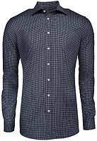 Германия Размер M/L Мужская хлопковая рубашка Мужская рубашка с длинным рукавом Nobel League