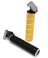 Триммер для окантовки и стрижки бороды HairTrimmer Cordless Skeleton (Black)