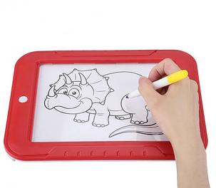 Светодиодный планшет для рисования MAGIC SKETCHPAD, фото 2