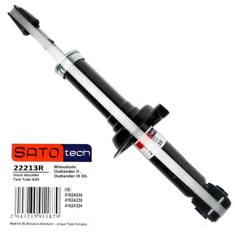 SATO Амортизатор PEUGEOT 4007 01.06-