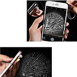 """Безразмерное кольцо с проекцией """"Я тебя люблю"""" на 100 языках мира, обручальное кольцо, фото 4"""