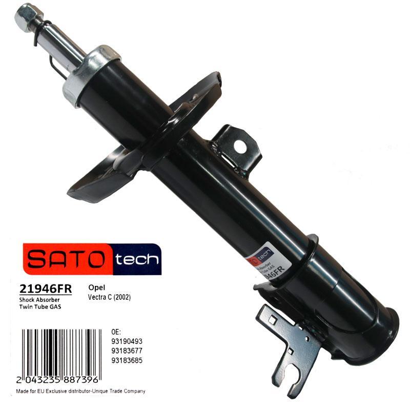 SATO Амортизатор Opel Vectra C (2002)  газ