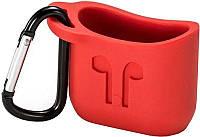 Сумка для наушников Totu CRG01 Protective Case for Airpods Red #I/S