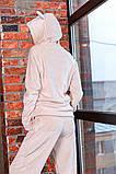 Пижама женская плюш Размеры: 42-46 48-52, фото 4