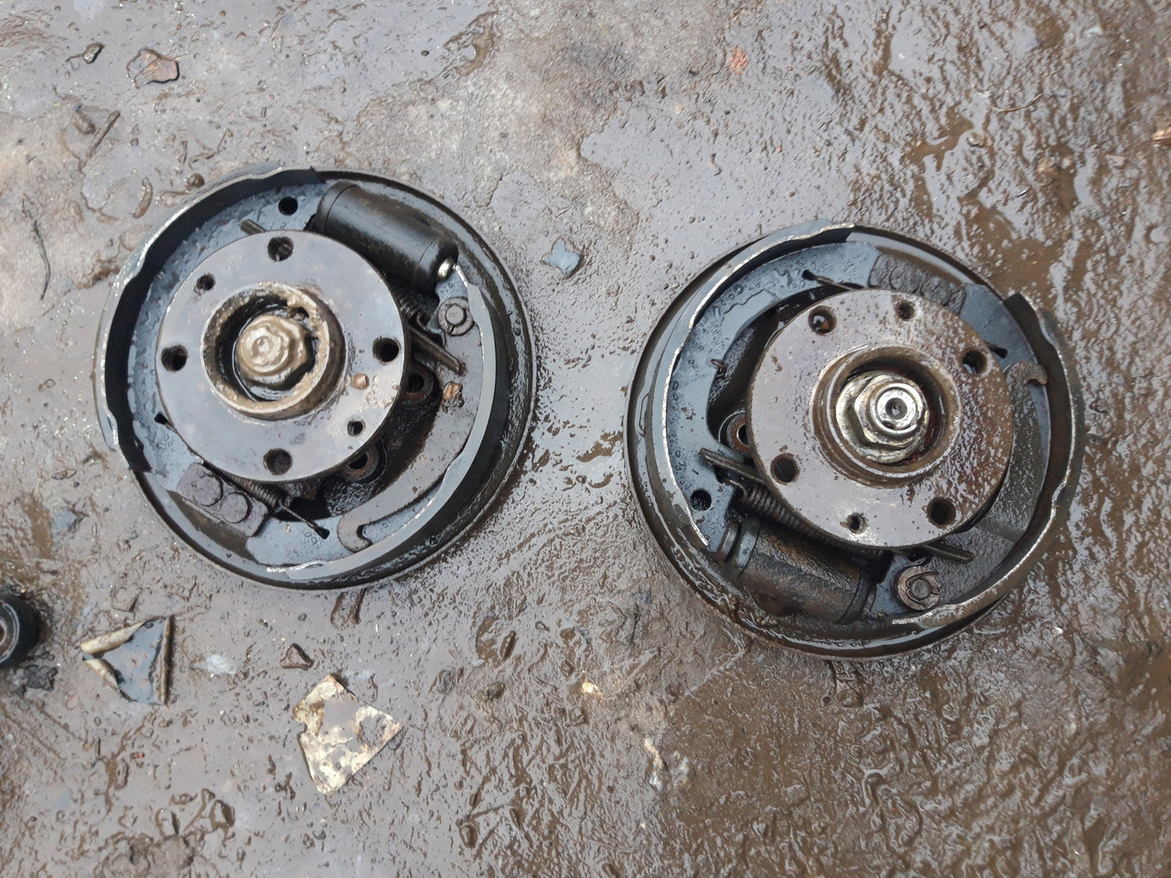 Маточини з опорними дисками ВАЗ 2108-21099