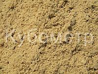 Песок горный 4 куб. м