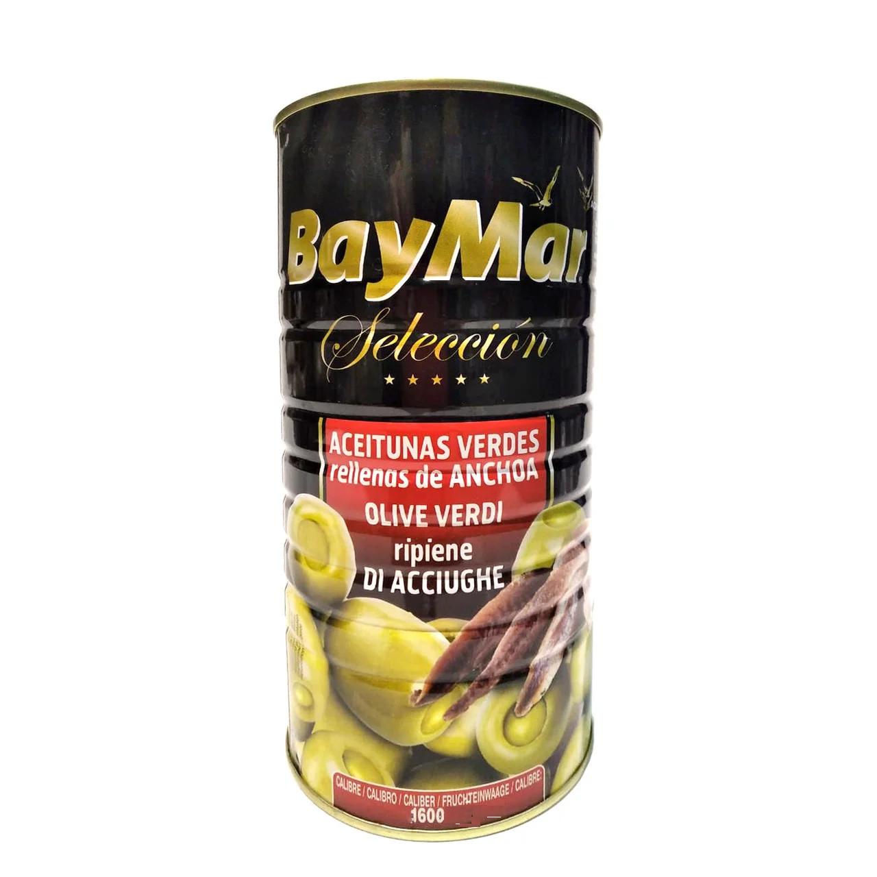 BayMar фаршировані анчоусом Gigante Rellena 1400/600
