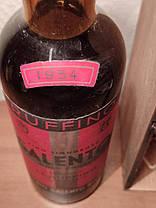 Вино 1954 года Ruffino Salento Италия, фото 3
