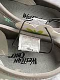 Оригинальные резиновые галоши, шлепанцы бренд western cheif, фото 5