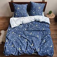 Полуторное постельное белье Бязь Gold - Тихие звезды