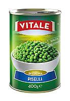 Горошок Vitale Piselli (400г)