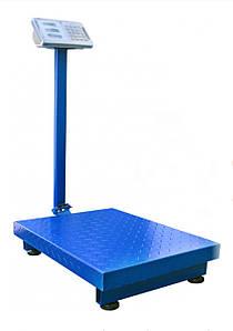 Весы торговые электронные 600 кг усиленные 45х60см