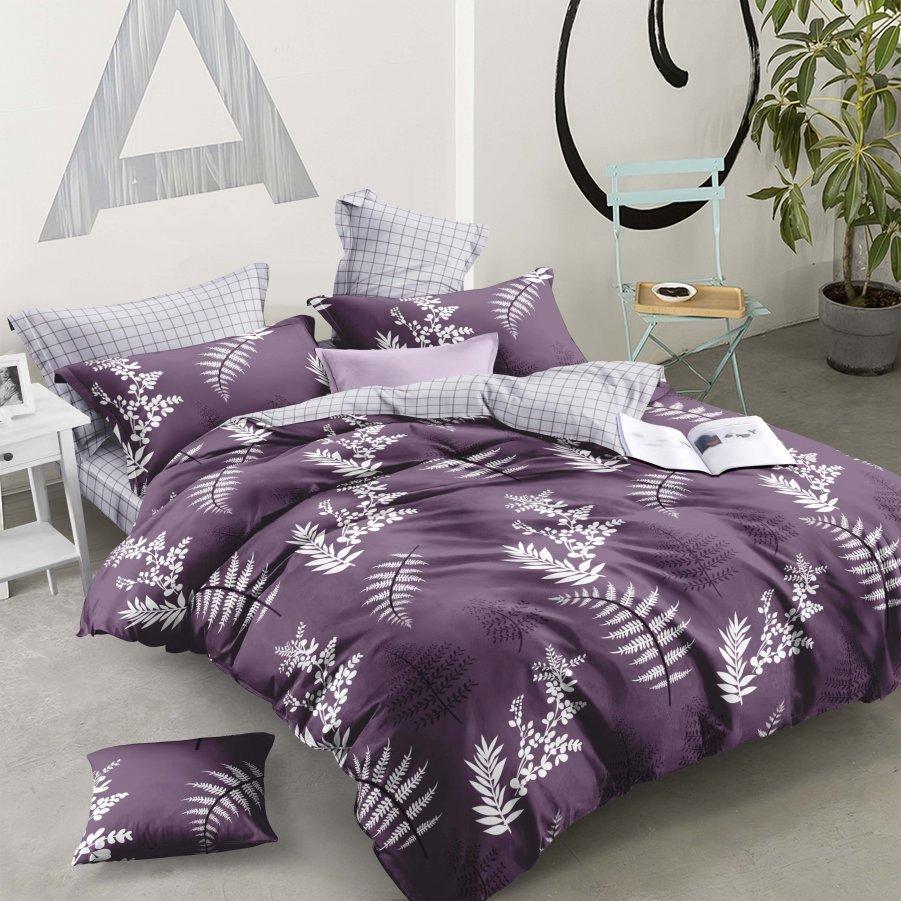 Семейное постельное белье Бязь Ranforse (100% хлопок) - Пихта