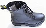 Ботинки высокие женские зимние кожаные от производителя модель НИК13, фото 5