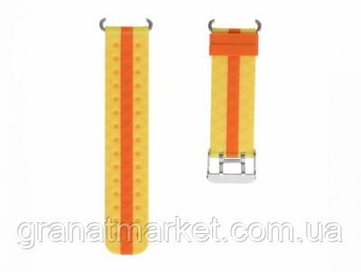Ремешок Для Детских Часов Q100 Цвет Оранжевый
