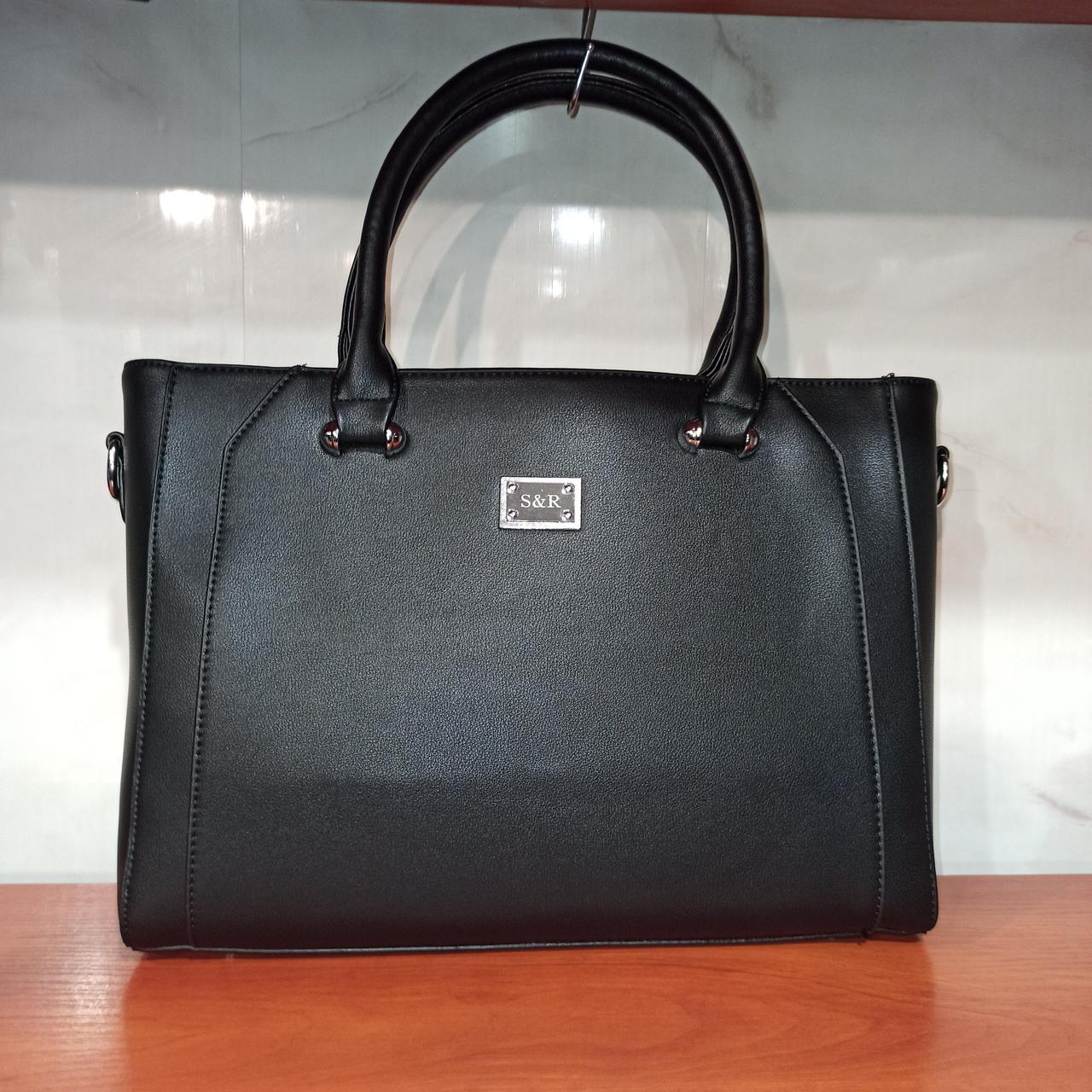 Элегантная удобная сумка. Модель 581