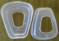 Крышка - держатель для фильтра от пыли 3М 2 шт.