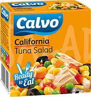 Салат з тунцем California Calvo (150г)