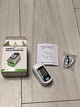Пульсоксиметр на палец цифровой оксиметра импа Ульс , батарейки в подарок