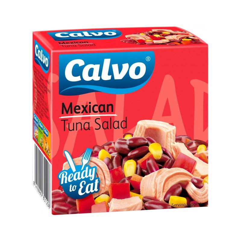 Салат Mexicana С Тунцом TM Calvo (150г)