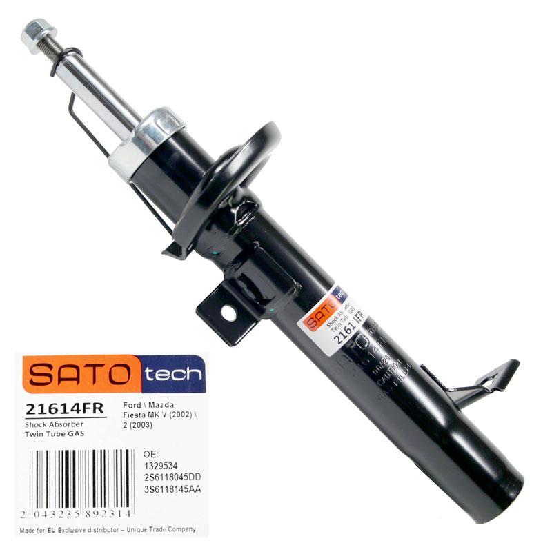 SATO Амортизатор Ford  Fiesta MK V (2002)   газ
