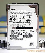Жорсткий диск для сервера HGST 1.2 TB 10K RPM, 64MB 2.5 SAS, HUC101212CSS600
