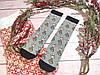 🎄 Новогодние серые носки с оленями 36-41 размер LEONORA