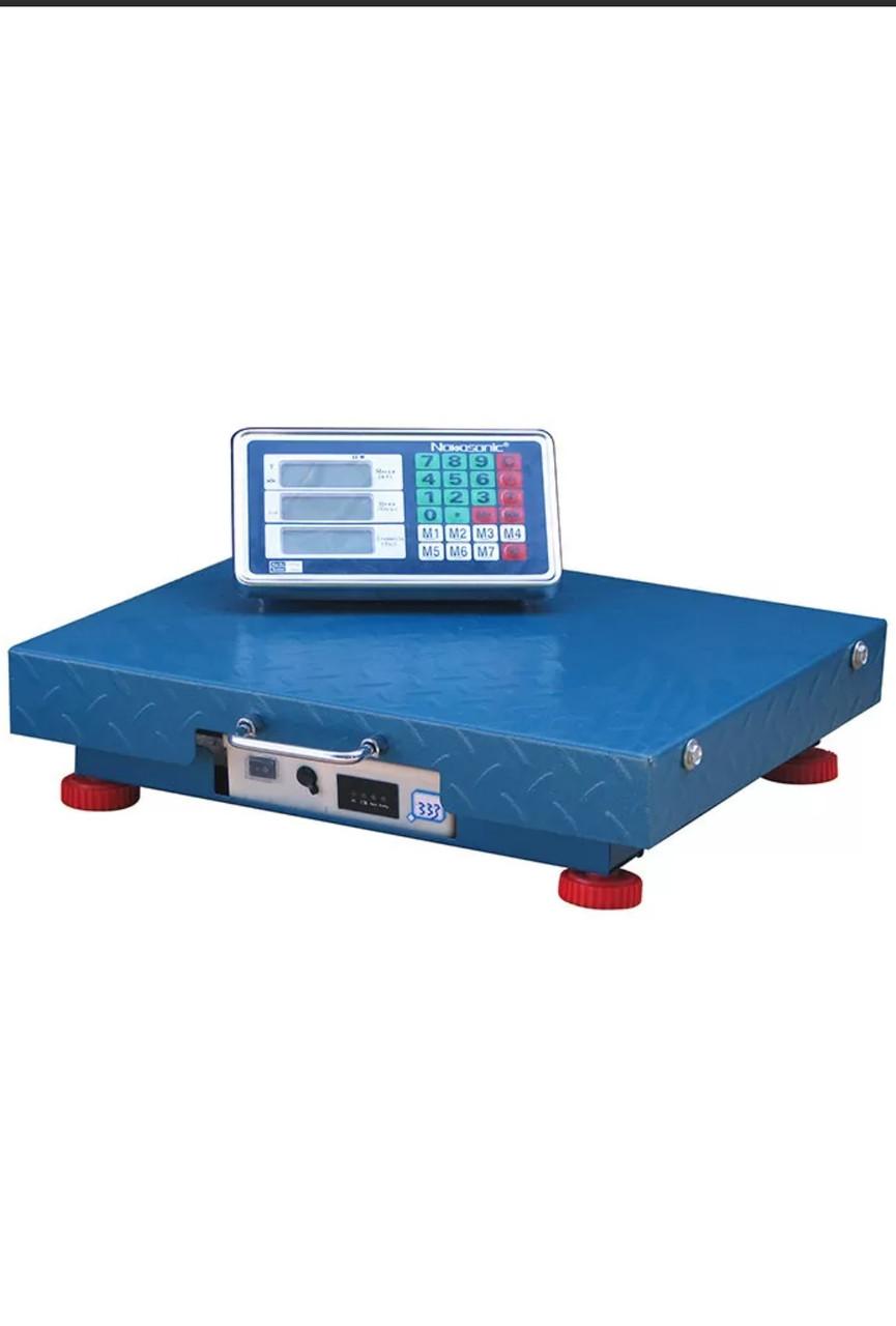 Весы торговые беспроводные с Bluetooth BEST 200 кг (32х42 см)