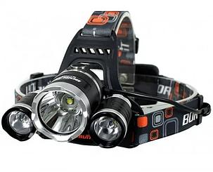 Налобный фонарик BORUIT RJ3000, фото 2